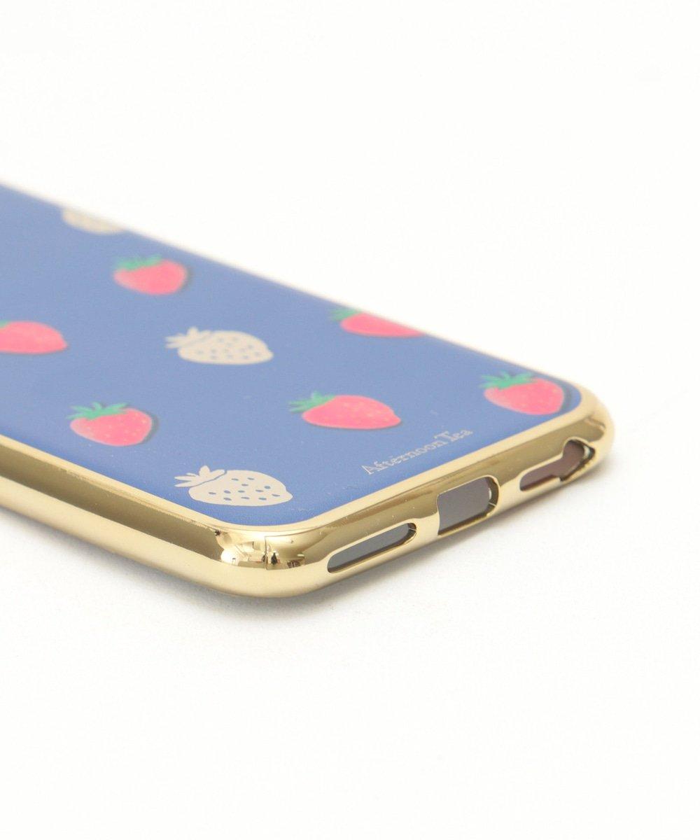 test ツイッターメディア - フルーツ柄iPhone8/7/6/6sケースです。フルーツの手描き風イラストが優しい雰囲気のデザイン。ところどころでキラリと光るゴールドがポイントです。ポップでカラフルな色合いは手元やバッグの中が明るくなり、季節感を演出します。 #アフタヌーンティーリビング https://t.co/IqpGc6HOhg https://t.co/UYKOeoiDaL