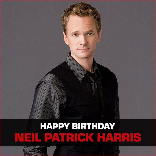 Happy Birthday Neil Patrick Harris