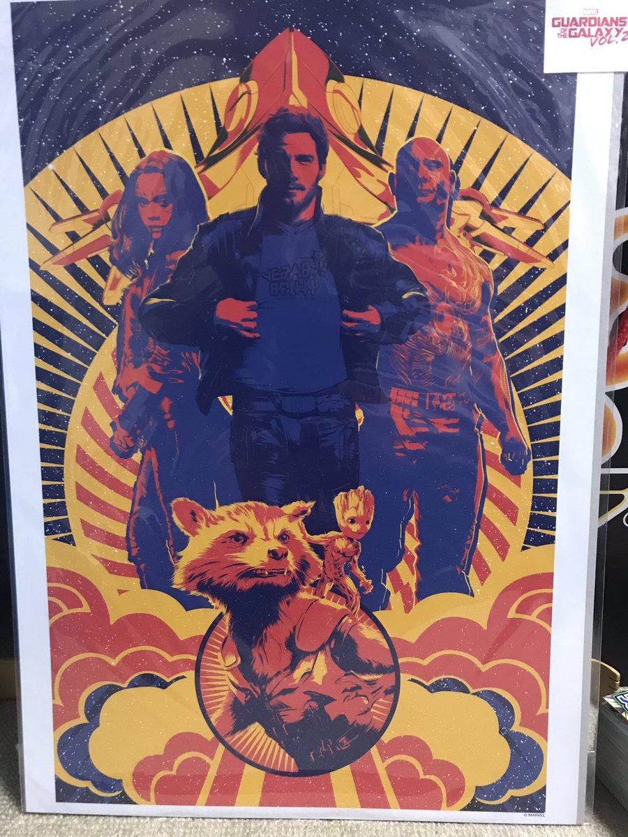test ツイッターメディア - マーベル展に行った時に買ったガーディアンズのポスター。すでになんか懐かしく感じる🦝 #マーベル #ガーディアンズオブギャラクシー https://t.co/yf1HMagJY0