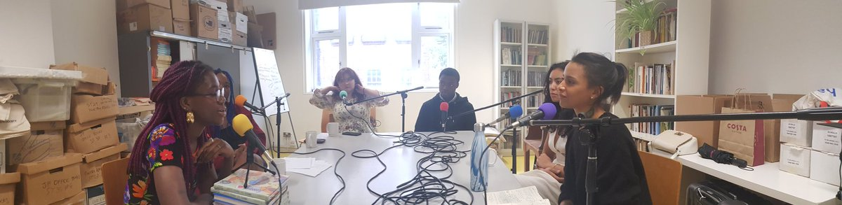 test Twitter Media - We're podcasting! Foyle Young Poets and Chicago Young Poets talking poetry, culture and influence on both sides of the pond, hosted by @rachelnalong. Stay tuned! https://t.co/LQ3MbCip74