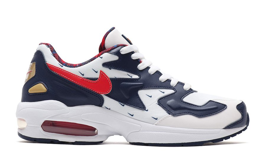 """RT @SBDetroit: Nike Air Max2 Light """"USA"""" Coming Soon https://t.co/srg50QIOVF https://t.co/0gTxf7a8wX"""