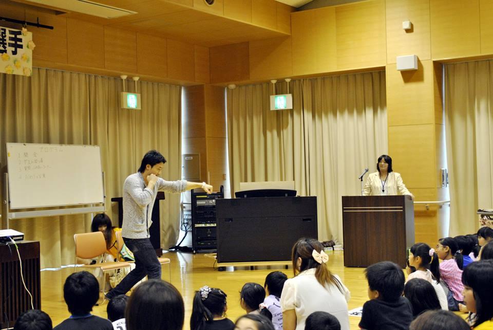 test ツイッターメディア - 6年前の今日の話です。元WBC世界バンタム級チャンピオンの山中慎介さんと一緒に宮城県角田市に行ってきました!! https://t.co/TEAkf7LtDG