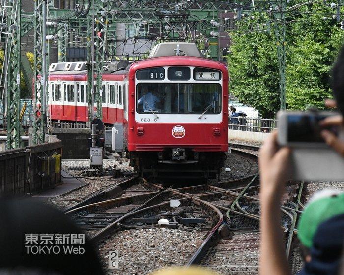 test ツイッターメディア - #京浜急行 の800形がさよなら運転。品川駅から久里浜工場まで貸切列車として運行しました。 #京急800形 #京急 https://t.co/QPVhi1bQIR