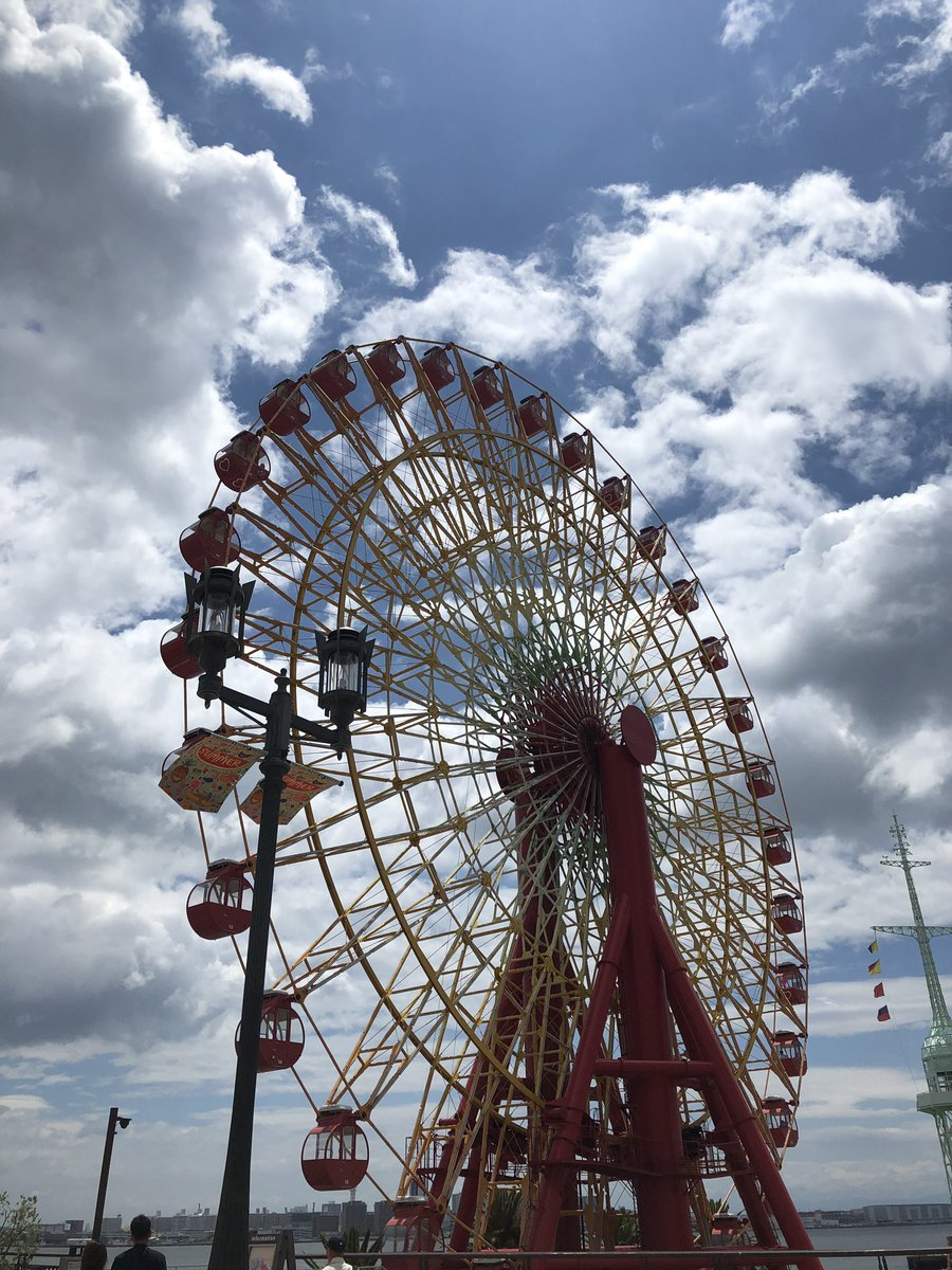 test ツイッターメディア - 今日はお友達を神戸観光へお連れしました ハーバーランドへ行き🛳モザイクの観覧車🎡に乗ったり、神戸プリン🍮食べたり、神戸ビーフ食べたり🐮 神戸を楽しんでもらいました😁 #ジェジュン #神戸 https://t.co/BzbAY0p8if