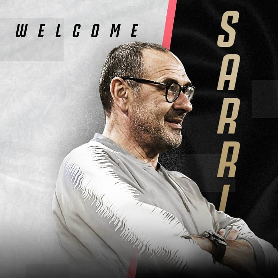#WelcomeSarri