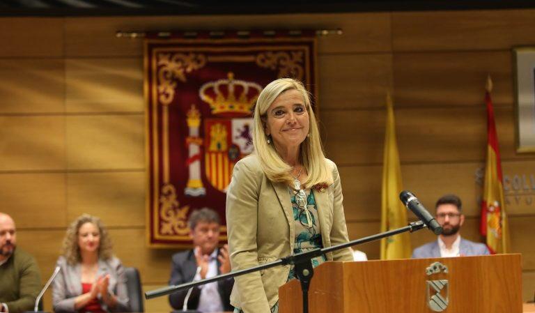 RT @ppcvillalba: Felicidades Alcaldesa @MariolaVargasPP  #paranovolveratras #ConMariolaSi #colladovillalba https://t.co/v0Ou5GBigt