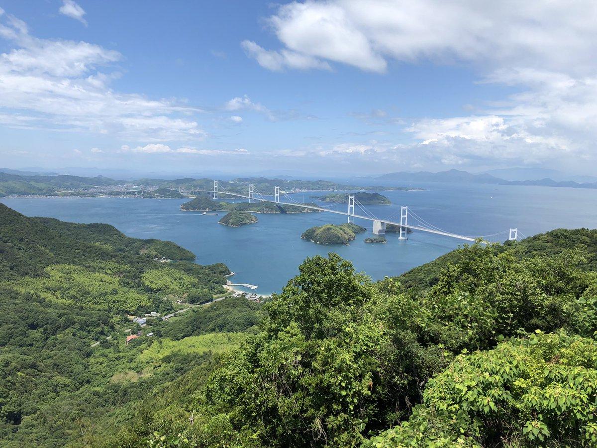 test ツイッターメディア - @mmpu7156 有名なのは亀老山展望台。3kmのヒルクラです。はっさく大福も有名。しまなみはブルーライン上を走ると尾道〜今治ですがゆめしま海道にはUターンがありますがここまでアップダウン激しい。岩城島は激しいヒルクラがあるようです(今回は時間の都合で行けず)。 https://t.co/M69XERmxg5