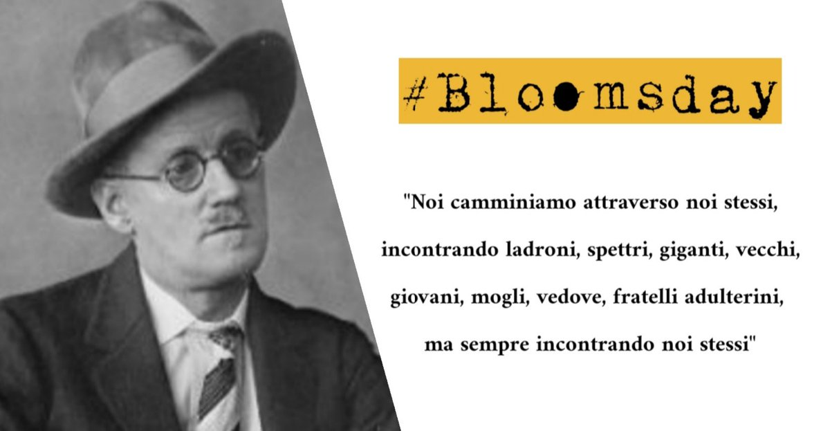 #Bloomsday