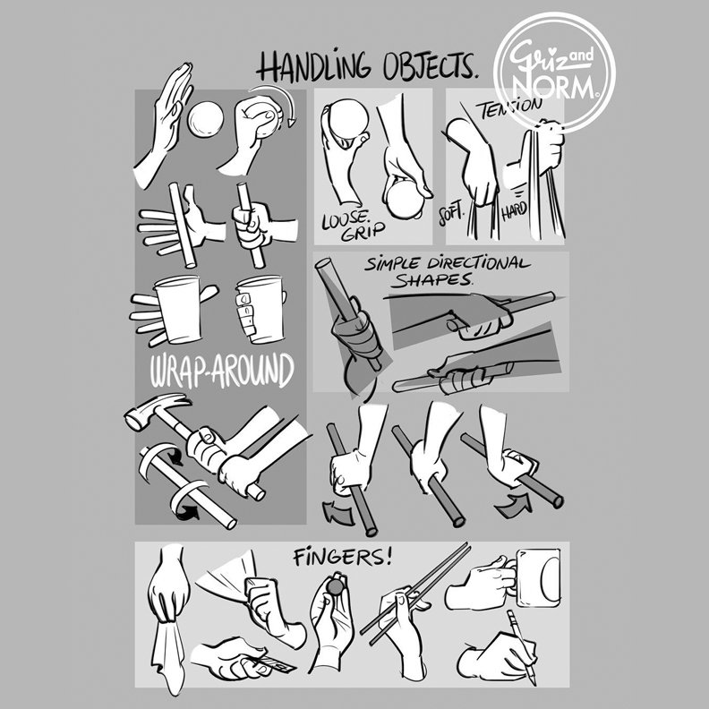Our feature tutorial/artist for #SkillUpSunday today is this BEAUTY by the brilliant @GRIZandNORM! So useful! #howtodraw #drawingtutorial #conceptart #gamedev #animationdev #gameart #tutorial #indiegame #comicart #characterdesign #animation #storyboard #indiegame #gamedevelopment https://t.co/VwAfhUHW1r