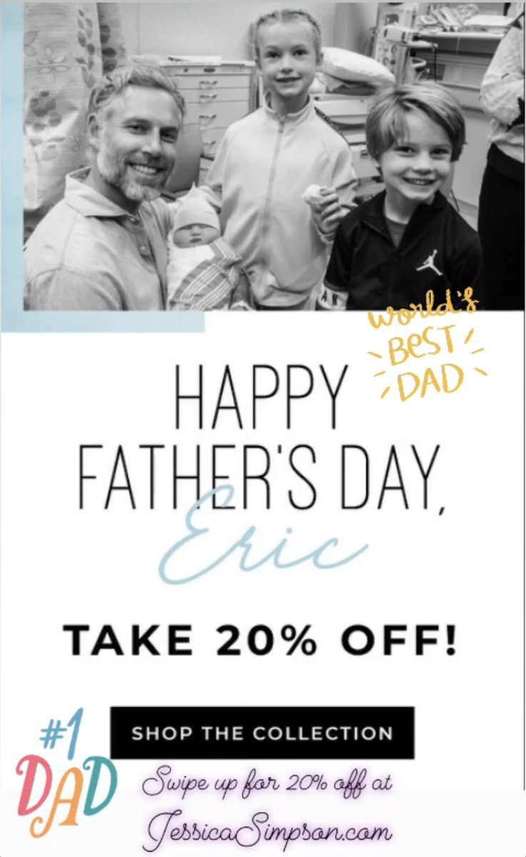 In honor of Father's Day, we have a 20% off sale going on over at https://t.co/C7HXaGo3fd ???? https://t.co/tBruavVLrM