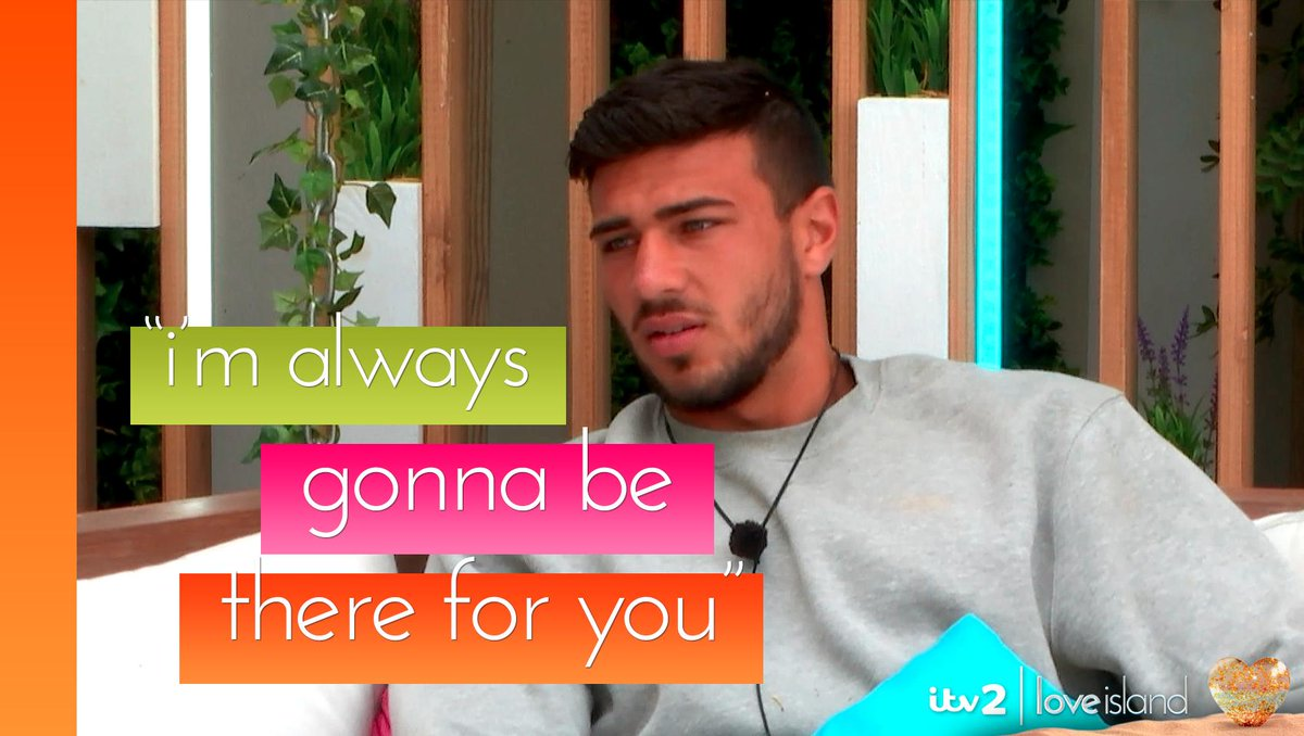 RT @LoveIsland: Shout out to Tommy for being a genuinely nice human to Lucie. ???? #LoveIsland https://t.co/glSmWaUWwn