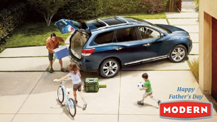 Happy Father's Day to all you dads out there from Modern Nissan of Hickory! You are appreciated! #FathersDay https://t.co/3AoUYPmziR