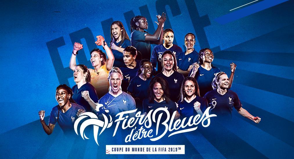 test ツイッターメディア - フランスで開催されているFIFA女子ワールドカップ⚽ 今夜は #フランス 🇫🇷代表チームと #ナイジェリア 🇳🇬の試合です。日本時間の18日午前4時キックオフ。 応援よろしくお願いします😘! #ワールドカップ #WorldCup #FIFAWWC @equipedefrance https://t.co/nSeiw4BOA1