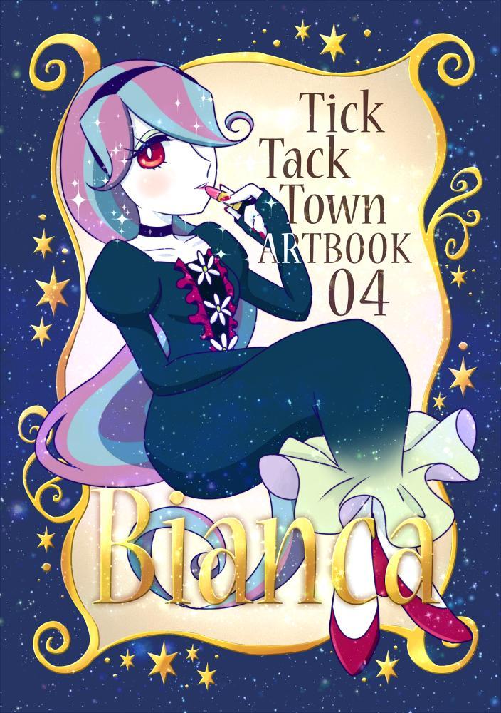test ツイッターメディア - Bianca - Atelier Twinkle Bat  https://t.co/BYB6jCtDq2 Tick Tack Town ARTBOOK第4弾が此方! メイクアップアーティストのロゼさんが主役♪ この巻だけ12ページのフルカラー漫画が収録されています。タウンの画集は一先ずの完結を迎えましたが、今後新刊を出すならフルカラー漫画本を描きたいです! https://t.co/dlvtC1yiYY