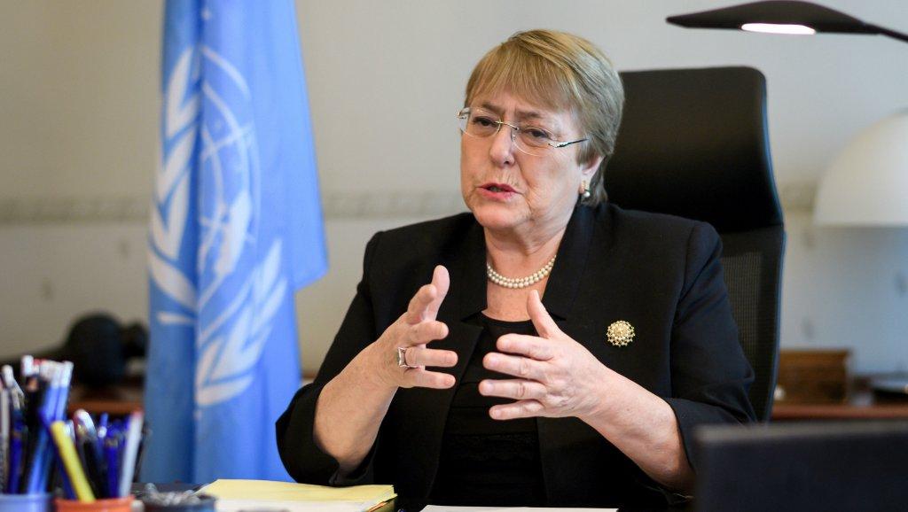 Gobierno venezolano asegura que Bachelet podrá ver avances en DDHH https://t.co/UJwrTr6Kn6 https://t.co/GWHonggPBv