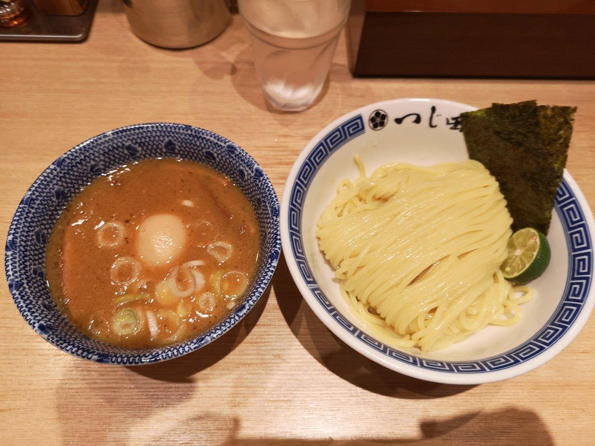 test ツイッターメディア - 福岡空港にある、つじ田の濃厚特製つけ麺 #よかともラーメン同好会 https://t.co/RzgdNUnbCn