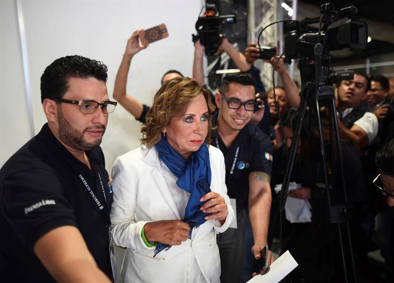 Sandra Torres afianza su ventaja en las elecciones de Guatemala https://t.co/C9hIvWzNhz https://t.co/Rx5iLMqvSe