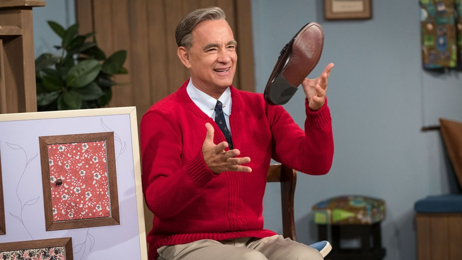 Tencent boards Tom Hanks' Mr. Rogers film 'A Beautiful Day in the Neighborhood'