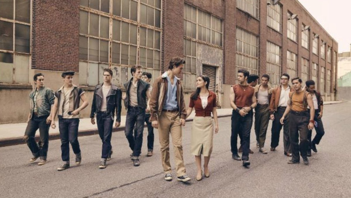 Jets and Sharks revealed in first look at Steven Spielberg's WestSideStory remake