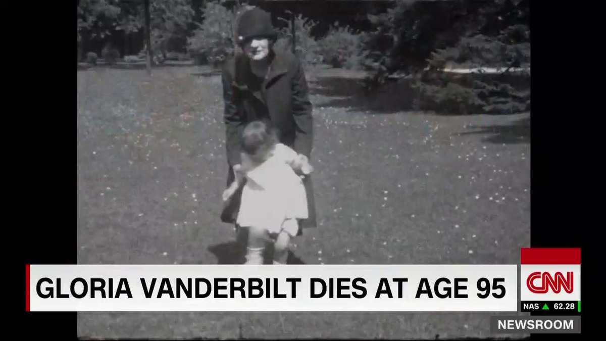 This is so beautiful. A glimpse into the life of an incredible woman. Rest In Peace, Gloria Vanderbilt. https://t.co/Y6NXYMdaNU