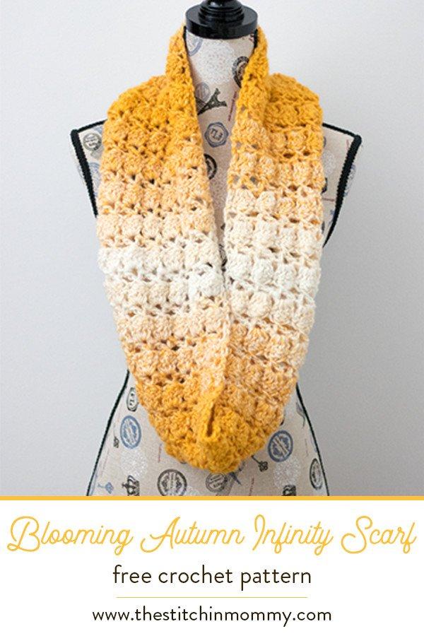 Blooming Autumn Infinity Scarf - Free Crochet Pattern https://t.co/As9KVVCNcQ #ScarfoftheMonthClub2018 https://t.co/4bJAAPMT42