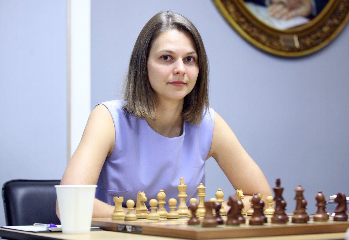 "test Twitter Media - ""In this tournament, only the first place really matters, but on the other hand when you start with -2, you can just dream of becoming 2nd in the end,"" #FIDEWomenCandidates runner-up Anna Muzychuk.    https://t.co/E5W8N9oirv https://t.co/88N9Tn58o0"