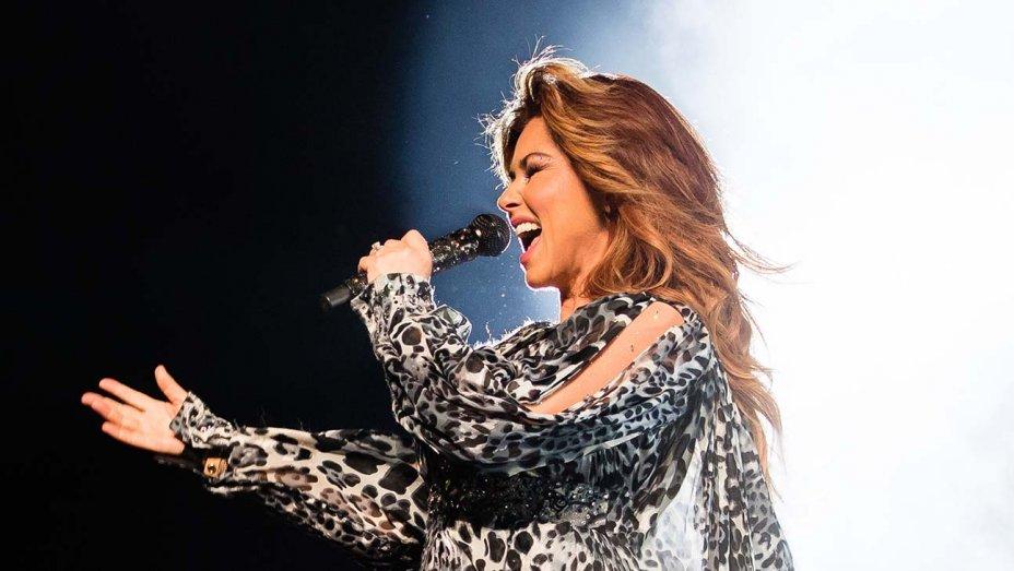 Queen of country pop @ShaniaTwain sets Las Vegas residency