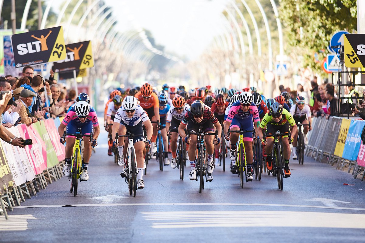test Twitter Media - BIG NEWS: Trek and @Voxwomen have partnered to bring the 2019 @GirorosaIccrea to cycling fans around the world, providing a free hour-long broadcast of each of the race's ten stages.  Read more here: https://t.co/A66NSo5tbu https://t.co/cl9Fwg25Lm