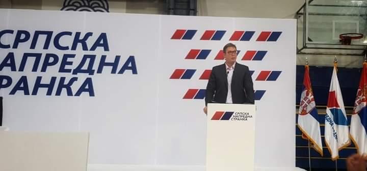 Sednica Glavnog odbora Srpske napredne stranke ❤🇷🇸 https://t.co/v30LN1KIKI