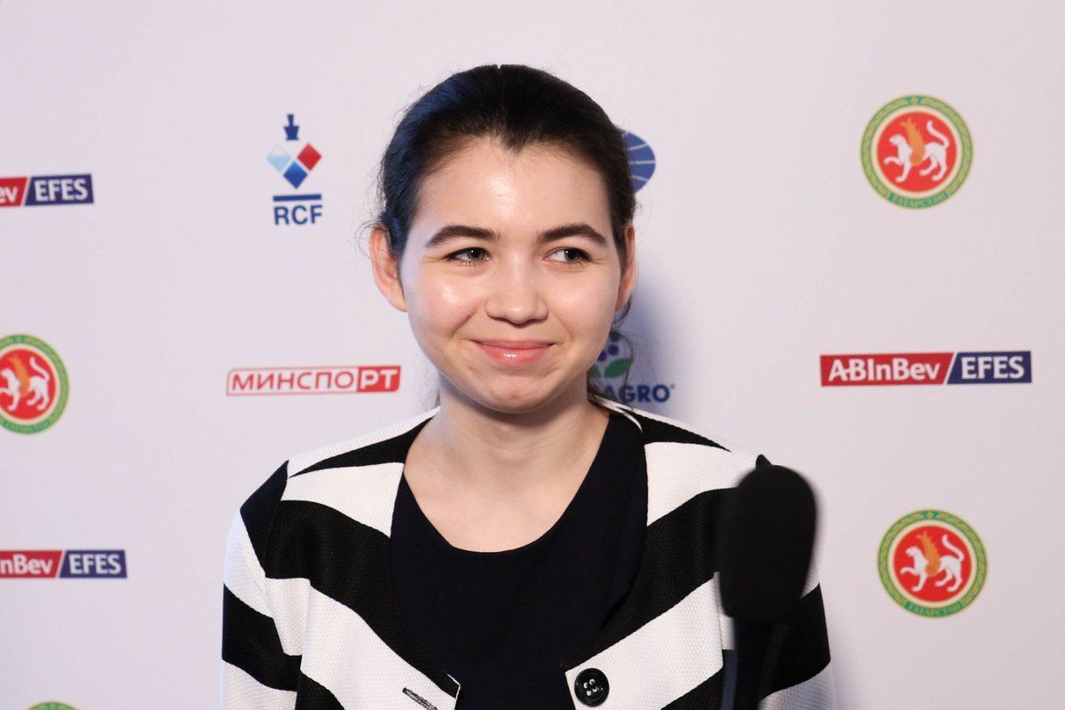 test Twitter Media - FIDE Women's Candidates Tournament is over. Aleksandra Goryachkina 🇷🇺 is the WC Challenger!   1. Goryachkina - 9,5/14 2. A. Muzychuk - 8 3-4. Lagno, Tan Zhongyi - 7 5-6. Dzagnidze, M. Muzychuk - 6,5 7. Kosteniuk - 6 8. Gunina - 5,5  #FIDEWomenCandidates https://t.co/ZwkegksPi3 https://t.co/fzldcHaxzU