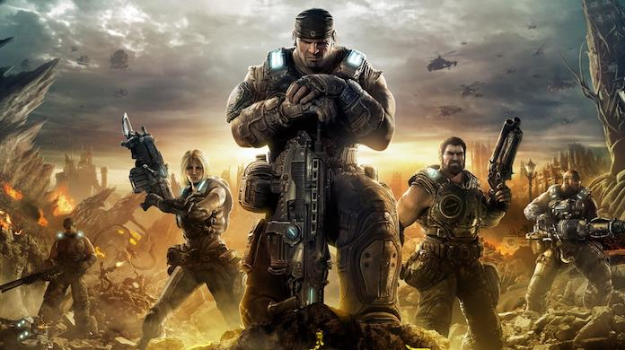 Gears of War Movie Isn't Set in The Same Reality as The Games