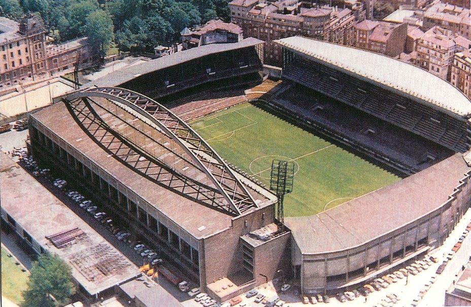 RT @estadios_Spain: San Mamés in the 1970s https://t.co/ApexoU8c4S
