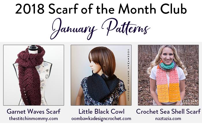 RT @stitchin_mommy: Garnet Waves Scarf - Free Crochet Pattern #ScarfoftheMonthClub2018 https://t.co/HlpSOYdU5l https://t.co/dVN3dyB55W