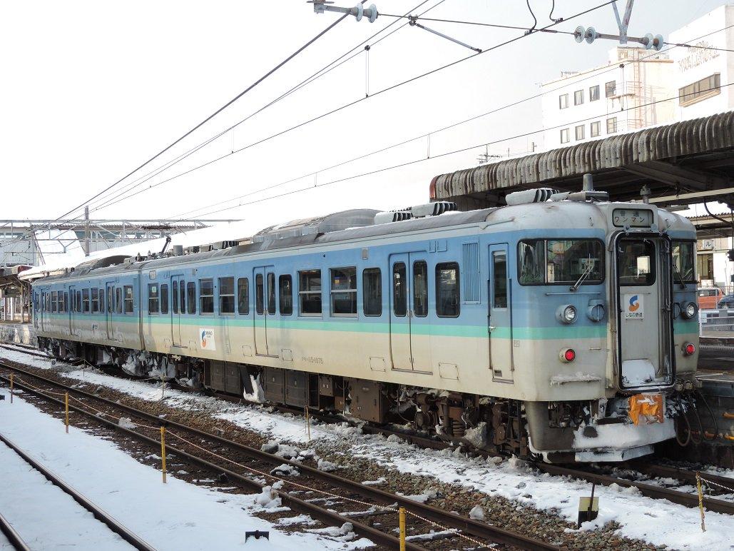 test ツイッターメディア - しなの鉄道S25編成が湘南色になったのか。  115系の湘南色は高崎などで撮影や乗車したのが懐かしい・・・。 https://t.co/sIZfUN5559