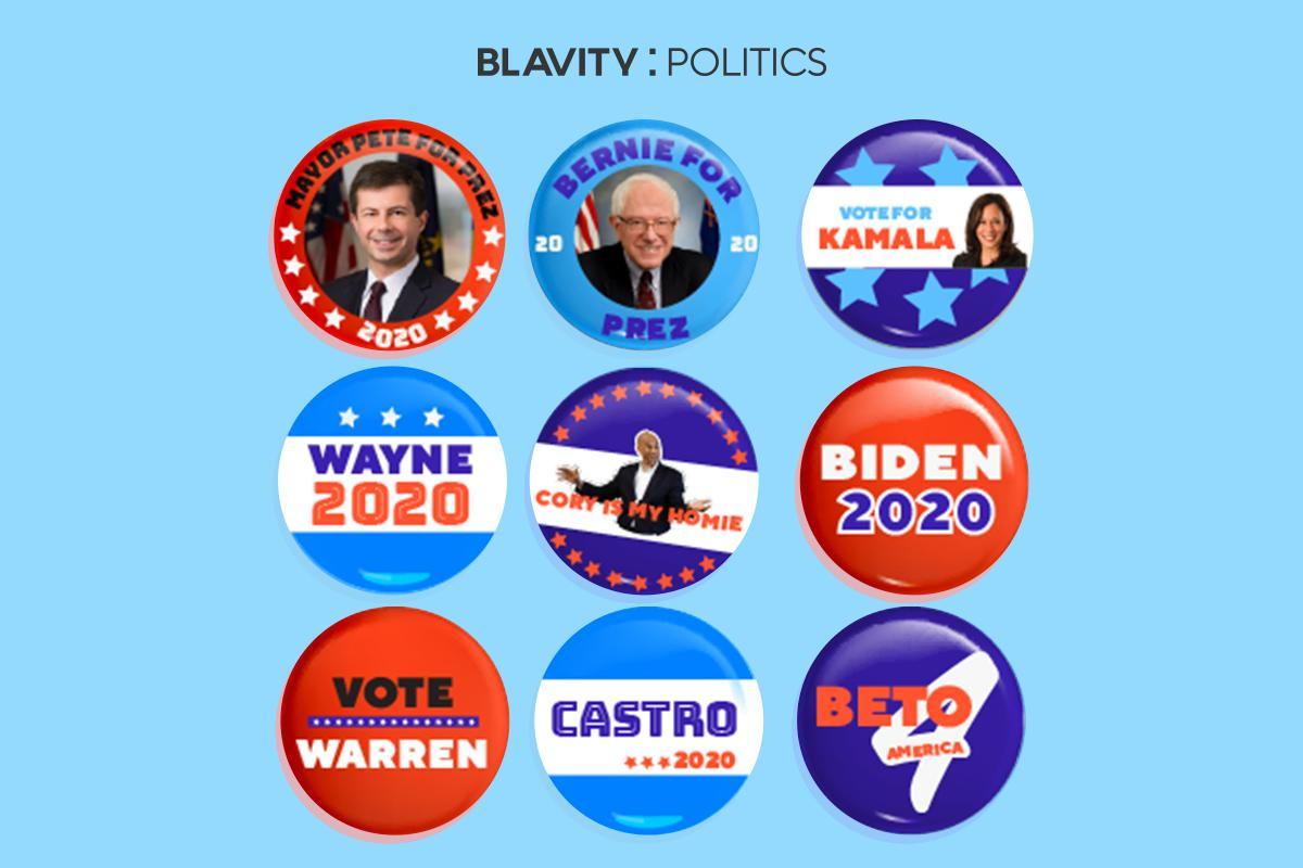 Meet the 20 Democrats Who Will Debate For A Chance At Trump's Job - Blavity News
