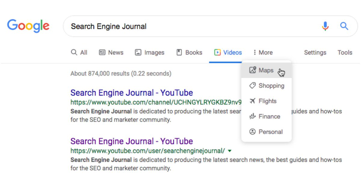 Google Rolls Out a New Look for Desktop Search Results - Search Engine Journal