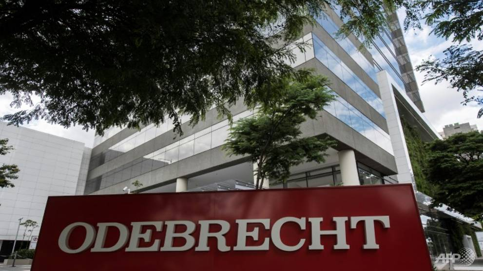 Scandal-ridden Brazil giant Odebrecht seeks bankruptcy protection - CNA