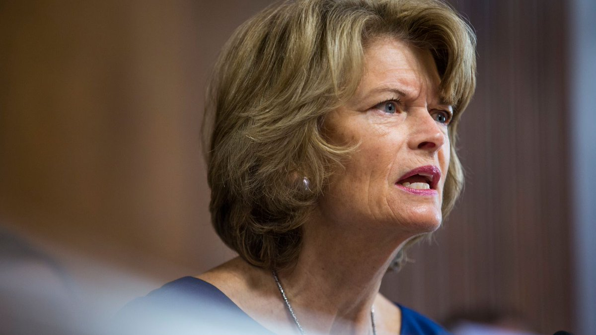 Murkowski Says She Doesn't Support Election Security Bills