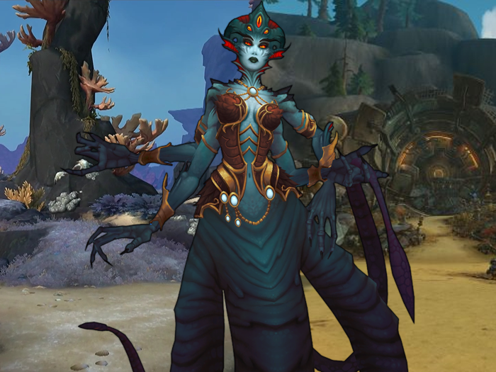 Potential Secrets in Rise of Azshara - Mounts, Pets and More! - Wowhead News