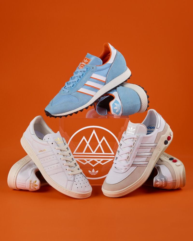 London-Inspired Brand Releases : SPEZIAL Design
