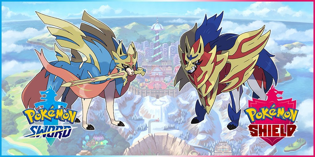 Japan: World Hobby Fair Will Have New Pokemon Sword & Shield Information | My Nintendo News