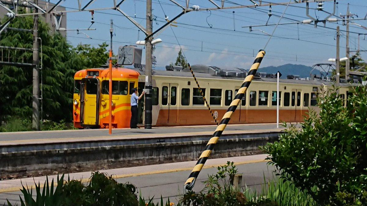 test ツイッターメディア - しなの鉄道の台鐵カラー初めて見たわ https://t.co/eNfaiqEFlC