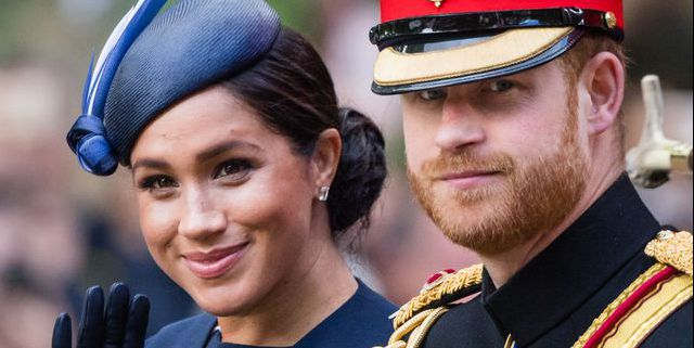 "Why Prince Harry Told Meghan Markle to ""Turn Around"" at Trooping the Colour"