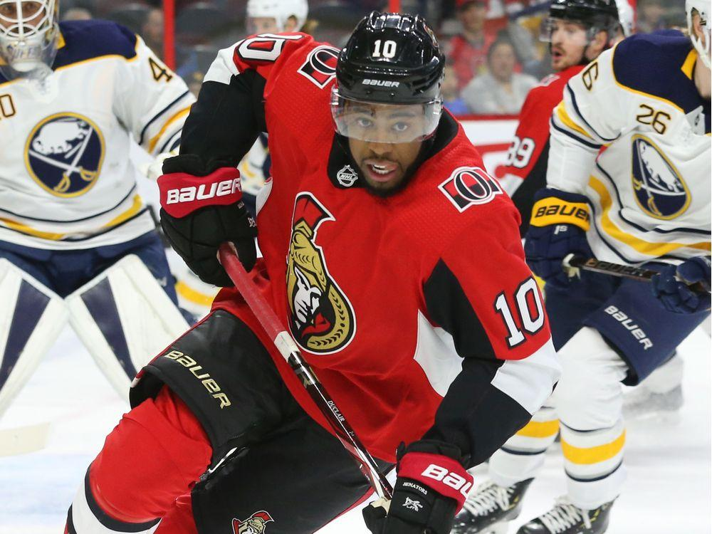 Anthony Duclair signs one year deal with Senators | Ottawa Citizen