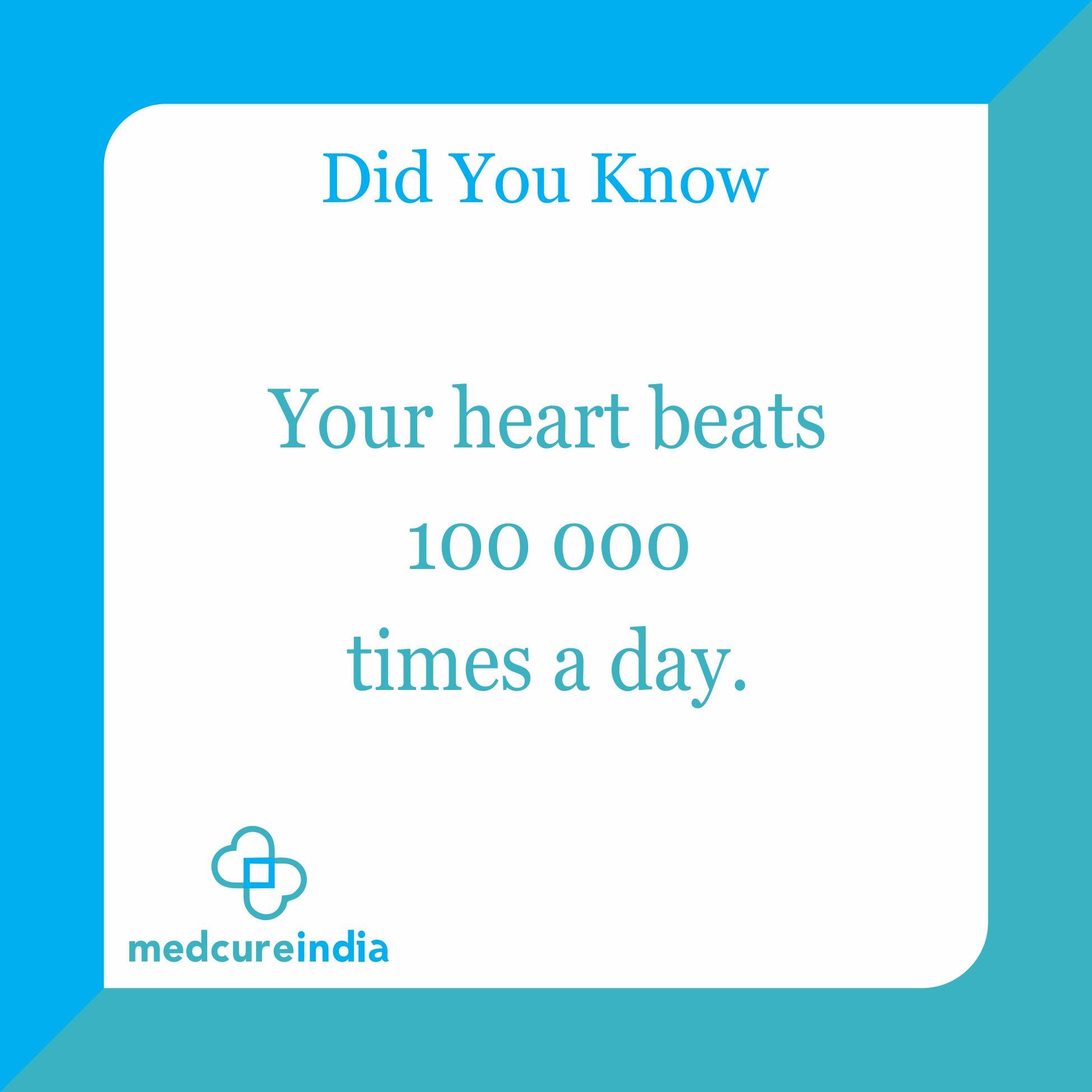 #didyouknow Your heart beats 100000 times a day.  #TuesdayThoughts #SixWordHorror #tanzaniya #jorden #maldiv #bangladesh #usa #uAE #srilanka #canada #ethopiya #londan #Uzbekistan  #Nigeria https://t.co/SzIX0hLfOs