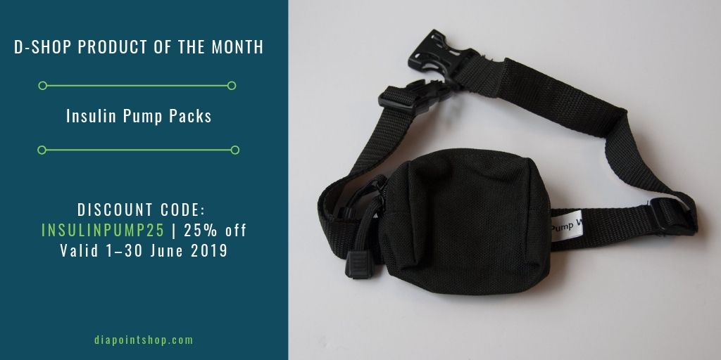 test Twitter Media - ***#DIABETES PRODUCT OF THE MONTH*** PUMP WEAR INC. INSULIN PUMP PACKS. 25% off Valid 1–30 June. Use code INSULINPUMP25. Carry and access your insulin pump easily. https://t.co/O7uaAXZUaD #type1 #type2 #typeonediabetes #typetwodiabetes #type1warrior #diabetessupport https://t.co/1SJtgfDZKr