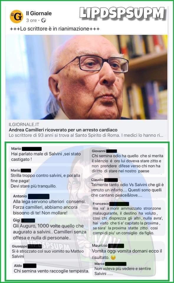 #AndreaCamilleri