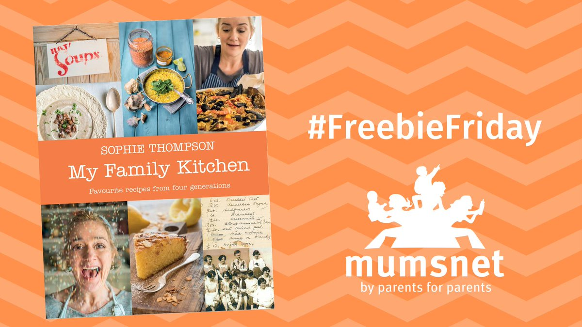 test Twitter Media - This #FreebieFriday we're giving one lucky follower the chance to win a copy of the recipe book 'My Family Kitchen' by Sophie Thompson - award-winning actress and the winner of Celebrity MasterChef 2014.   RT & Follow to enter this #competition. https://t.co/MxGGjwU8L8