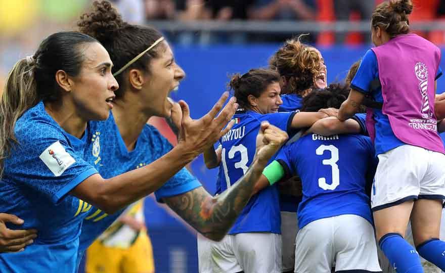 #ItaliaBrasile