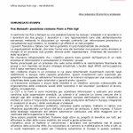 🔴⚙️ Su ipotesi fusione #Fca - #Renault: posizione comune #Fiom e sindacato francese #Ctg: governi agiscano! https://t.co/HI4AsCzT8C